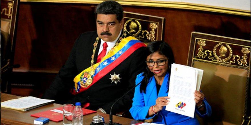 """Avrupa Birliği'nden Venezuela'ya """"seçimi yenile"""" çağrısı"""