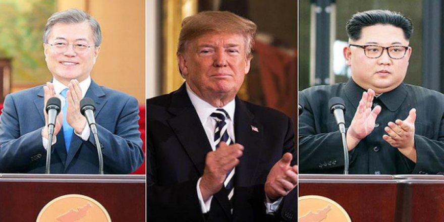 Trump'ın Kuzey Kore ziyeretine Güney Kore de katılacak