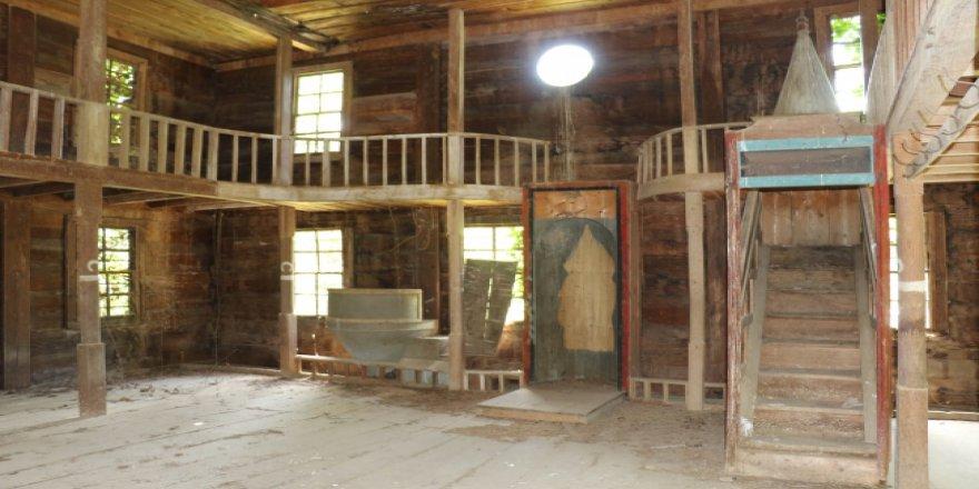 Samsun'daki 400 yıllık cami restore edilecek