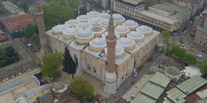 Bursa'nın Ayasofya'sı Ulu Cami'nin çok bilinmeyen özellikleri