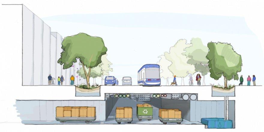 Google, 'yarının şehri'ni inşa ediyor