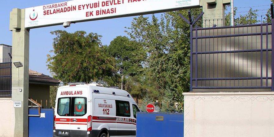 Diyarbakır'da bir korucu şehit oldu