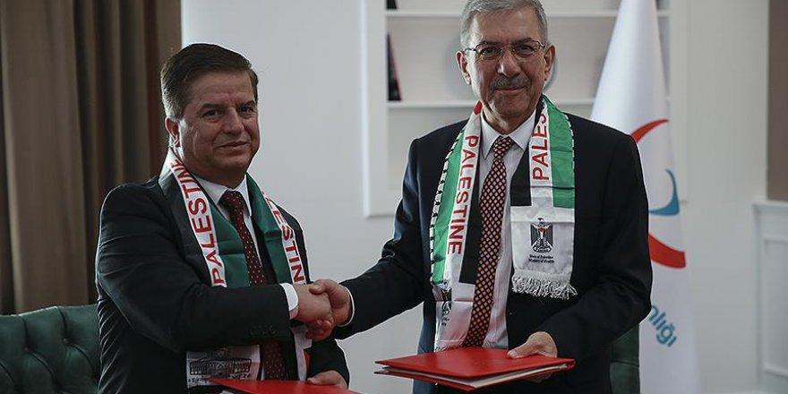 Açılacak yeni hastane Türkiye-Filistin dostluğunu pekiştirecek
