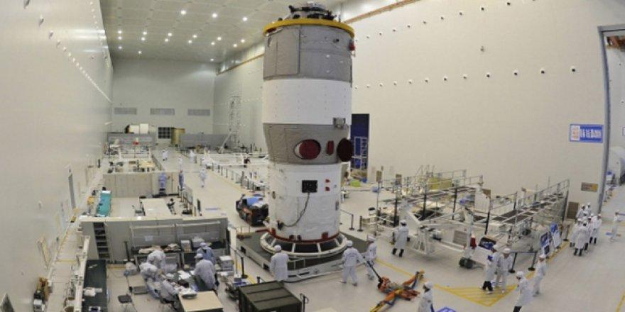 Çin, en büyük uzay istasyonunu BM ülkelerine açıyor