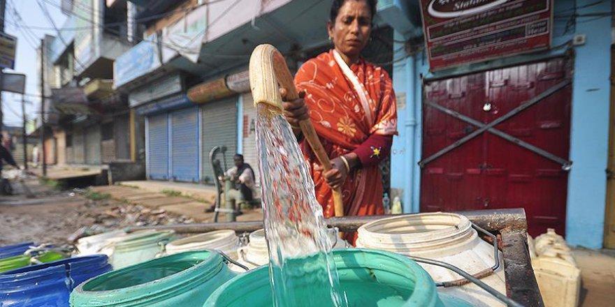 Su kıtlığı yaşanan Hindistan'dan turistlere 'gelmeyin' uyarısı