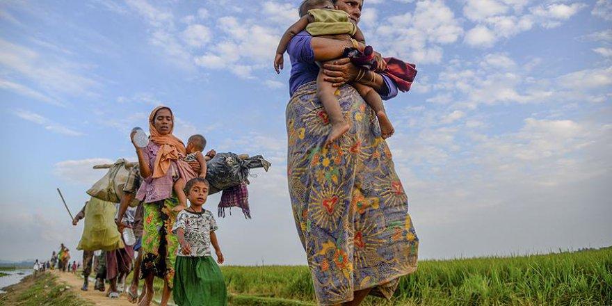 'Rohingyalar yavaşlatılmış soykırıma maruz kalıyor'