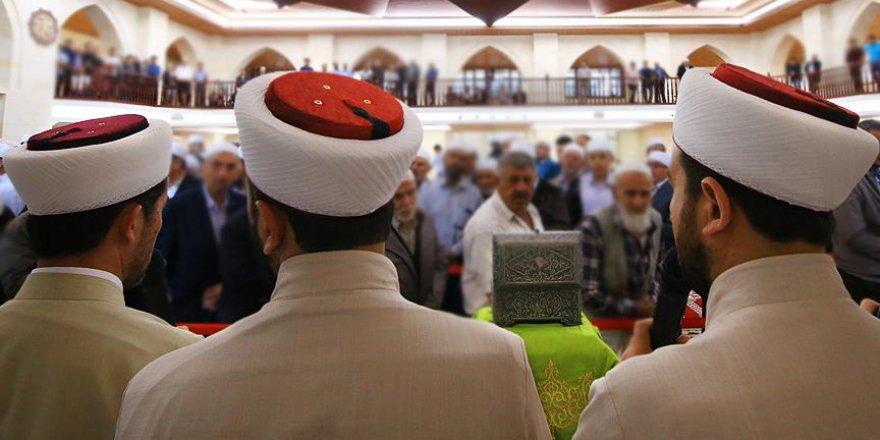 Sözleşmeli imamlar da tayin olduğunda yolluk alacak