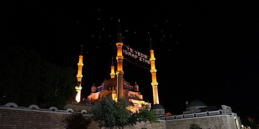 Mimar Sinan'ın ustalık eserini görmeye gelenler sayılıyor