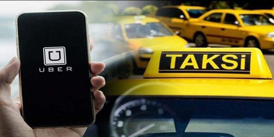 UBER yasağı ile taksi plakası fiyatları uçtu
