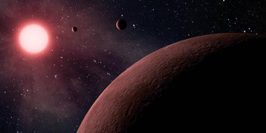100'ü aşkın öte gezegen teleskoplar ile tespit edildi