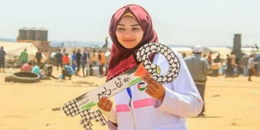 Arap Birliği Rezzan hemşirenin şehit edilmesinden İsrail yönetimini sorumlu tuttu