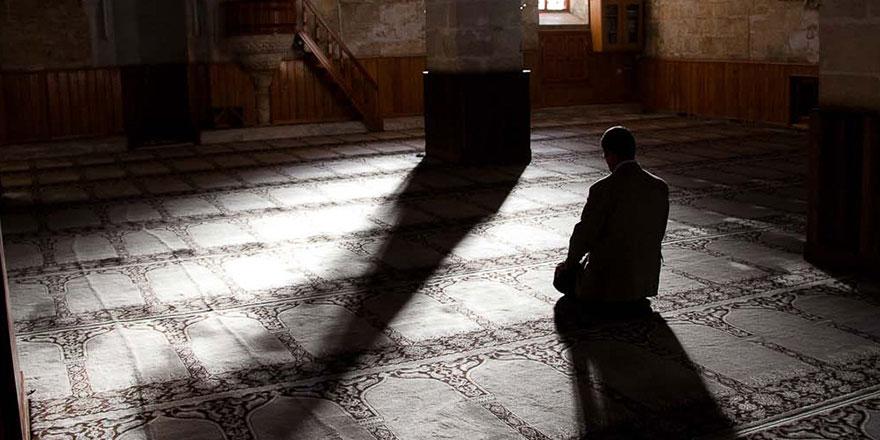 İstanbul'da 247 cami itikafa tahsis edildi