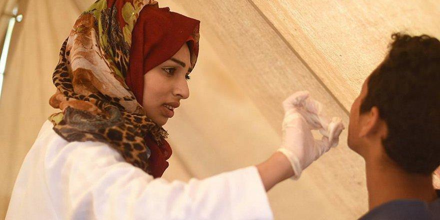 Binlerce Gazzeli Rezzan Hemşire için sokaklardaydı