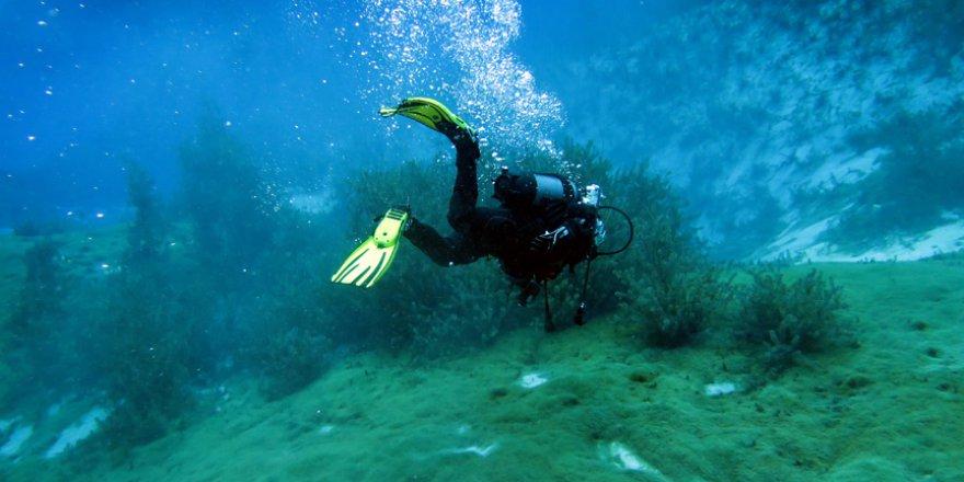 AFAD dalgıçlarından gönüllü temizlik