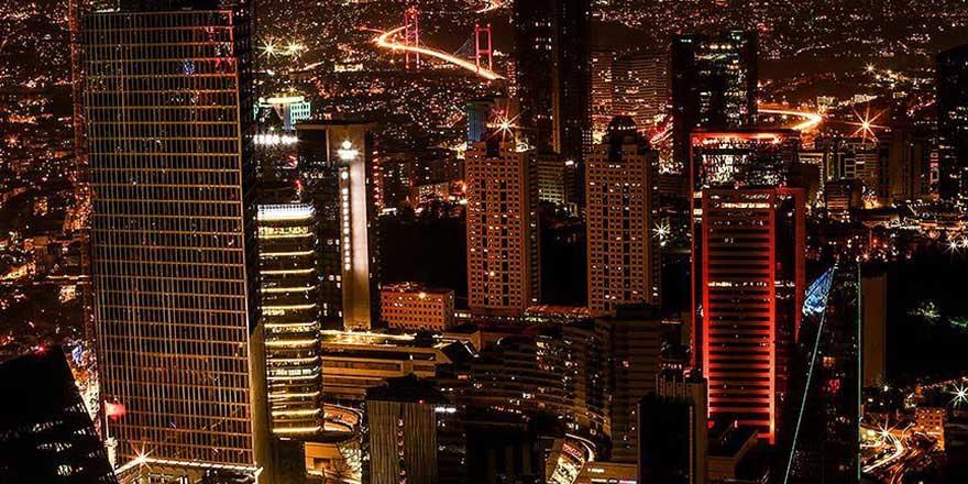 Cam binalar şehir iklimini değiştiriyor