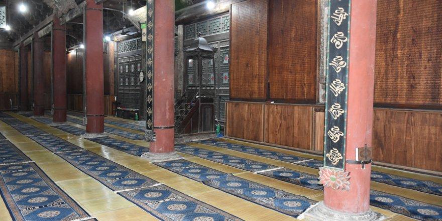 Çin'in bu camisi 13 yüzyıldır Müslümanların hizmetinde