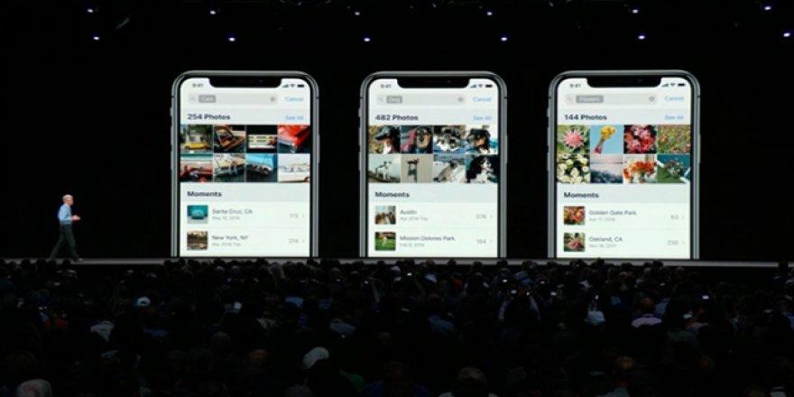 iOS 12 duyuruldu