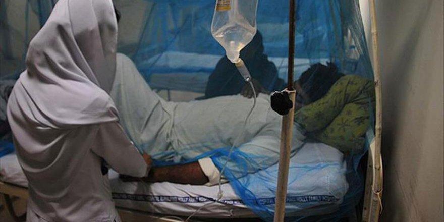 Hindistan'da ölümcül virüs salgını