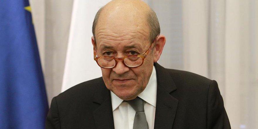 Fransa İsrail'e bağlılığını açıkladı