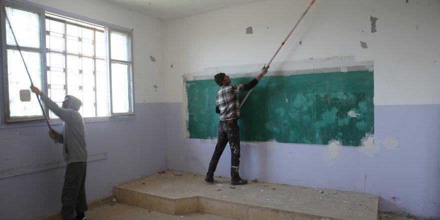 SETA'dan 'Suriye'de Eğitimin Geleceği' raporu