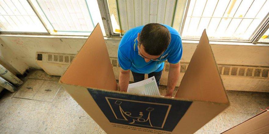 Irak'ta oylar yeniden sayılacak