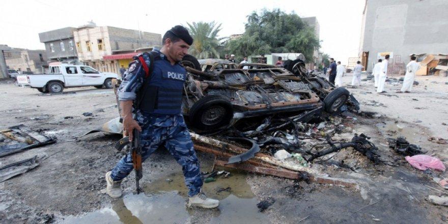 Irak'ta iki bombalı saldırı