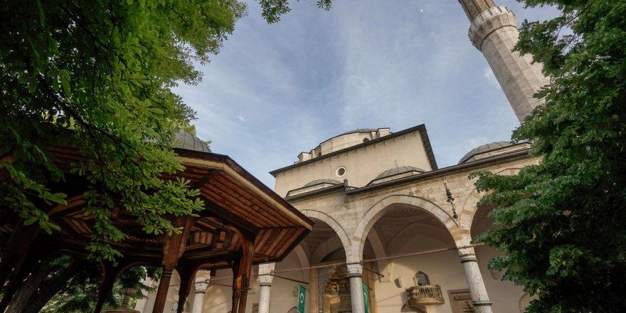 Osmanlı'nın Saraybosna'daki mührü: Gazi Hüsrev Bey Camii