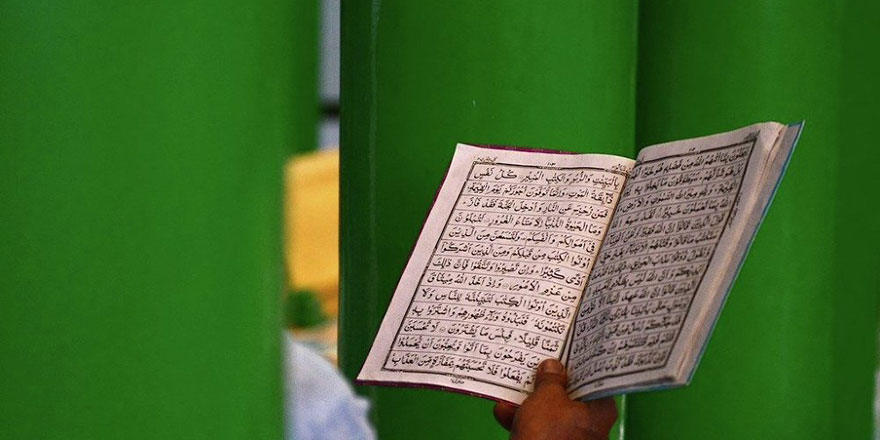 Arapça yazılmış Sovyet Ceza Kanunu'nu yıllarca Kur'an-ı Kerim diye okumuşlar