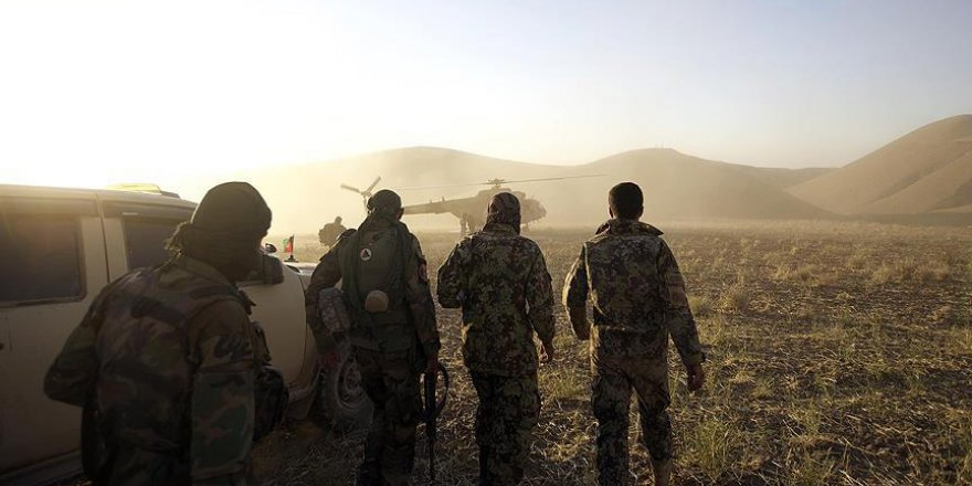 Afganistan hükümetinden Taliban ile savaşta geçici ateşkes kararı