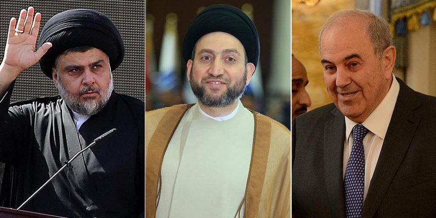 Irak'ta üçlü ittifak