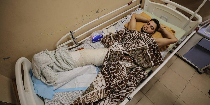 Filistinliler kalıcı olarak engelli hale geliyor