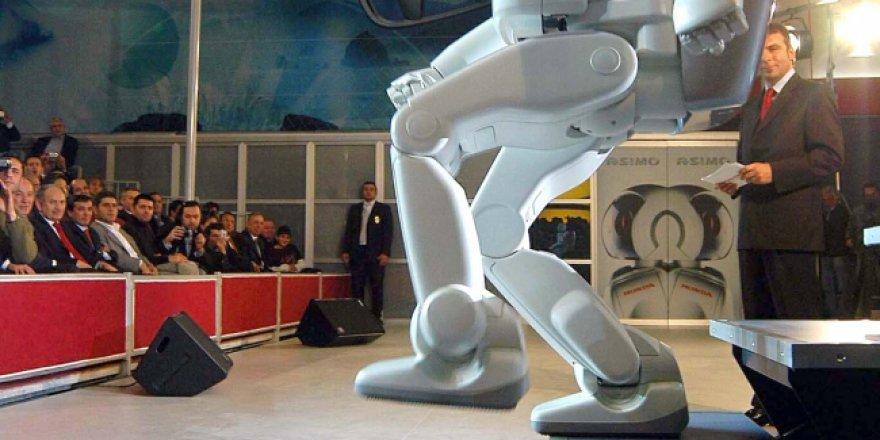 Yerli robot yolda: ASIMO'dan bile iyi olacak