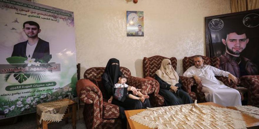 Şehit Ahmet: bir Filistinli olarak bu bizim görevimiz