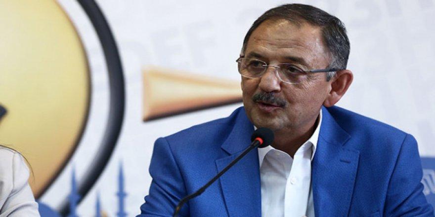 Mehmet Özhaseki: Şehir merkezinde ne varsa ilçe merkezlerinde de olacak