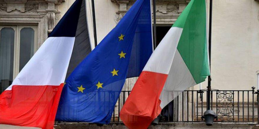 İtalya ile Fransa'nın arası geriliyor