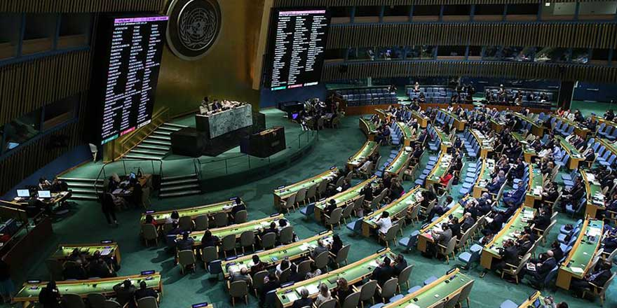 Birleşmiş Milletler Türkiye'de OHAL'in kalkmasından memnun