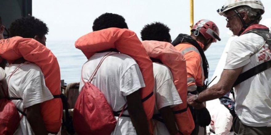 Sığınmacı krizi yaşayan iki ülke buluştu