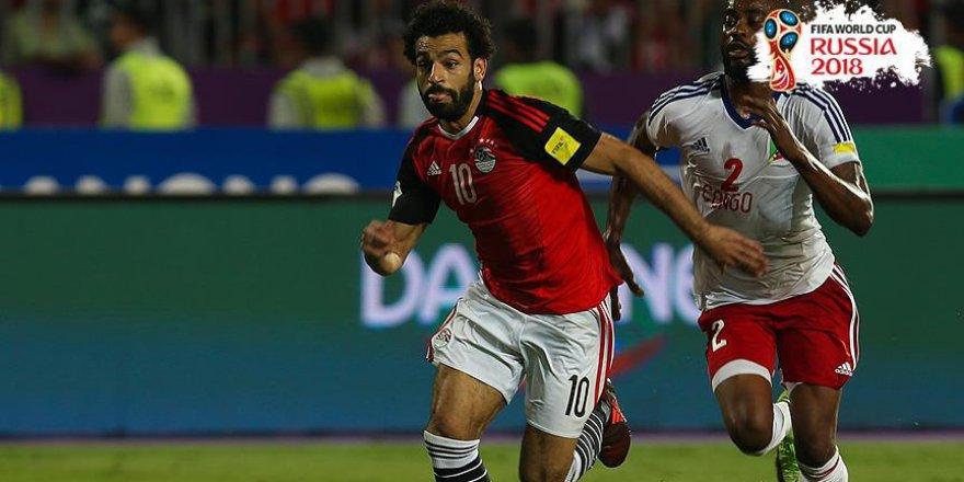 Muhammed Salah Dünya Kupası'nda oynayacak