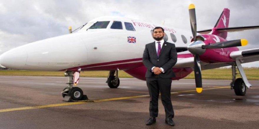 İngiltere'nin ilk 'İslami Havayolu' şirketi ile tanışın