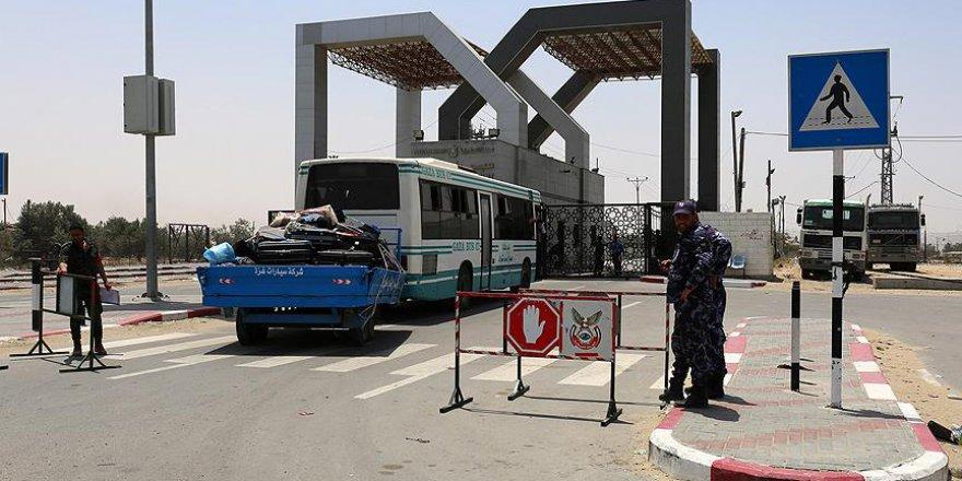 Mısır'dan, Refah Sınırı Kapısı'nı bayramda açma kararı
