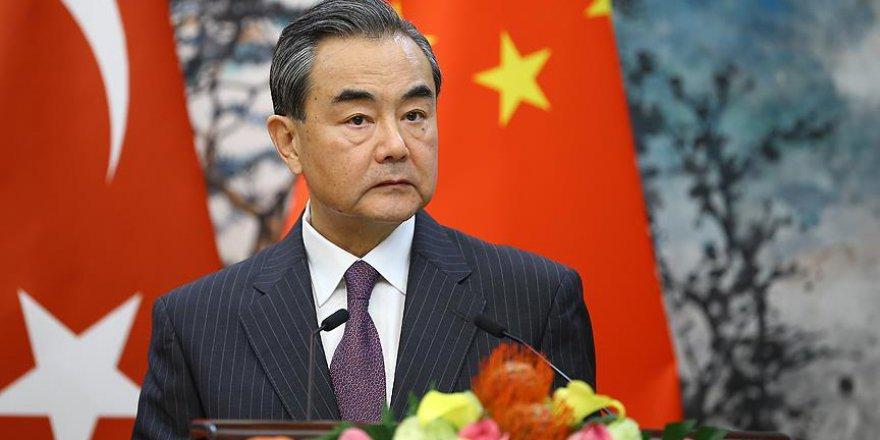 Çinli Bakan'dan Filistin açıklaması