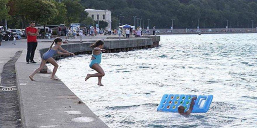 İstanbul Valiliği'nden boğulma tehlikesine karşı önemli uyarılar
