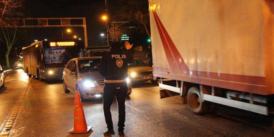 """İstanbul'da """"Yeditepe Huzur"""" uygulaması"""