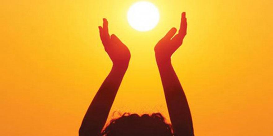 D vitamini için günde 20 dakika güneş yeterli
