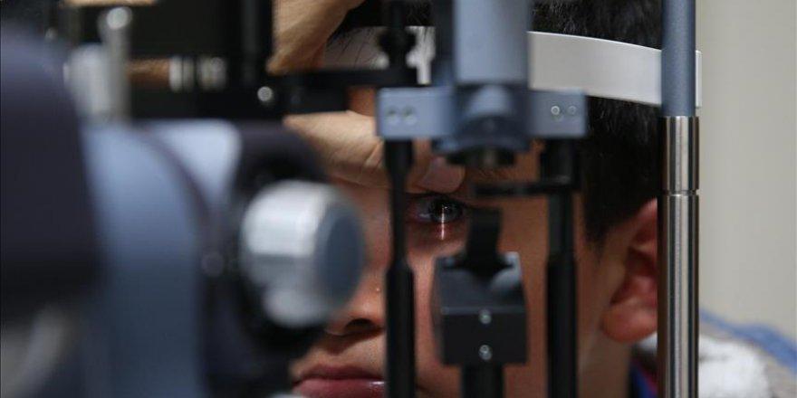 Yılmazbaş: Çocuklarda göz muayenesi erken yaşta yapılmalı