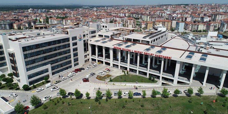 Balkanlar, Edirne'deki sağlık üssüne koşuyor