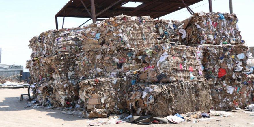 Samsunluların evi çöpler ile aydınlanıyor