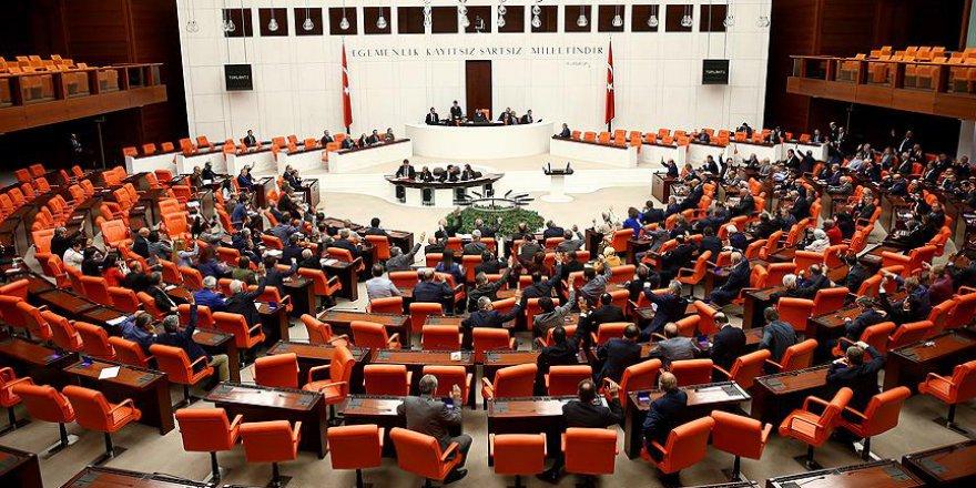 Meclise 123 avukat girdi