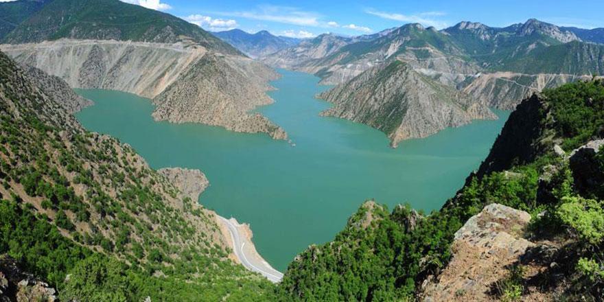 'Rahmet' barajlara da yaradı