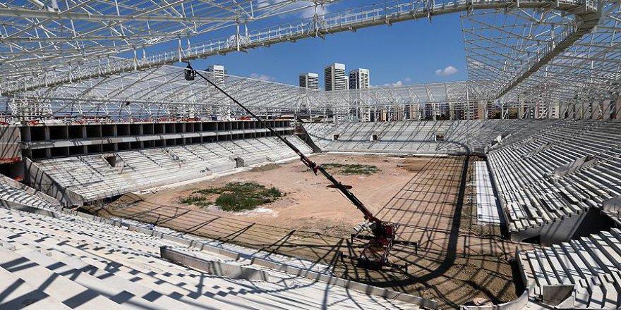 Ankara'nın yeni stadı bitmek üzere